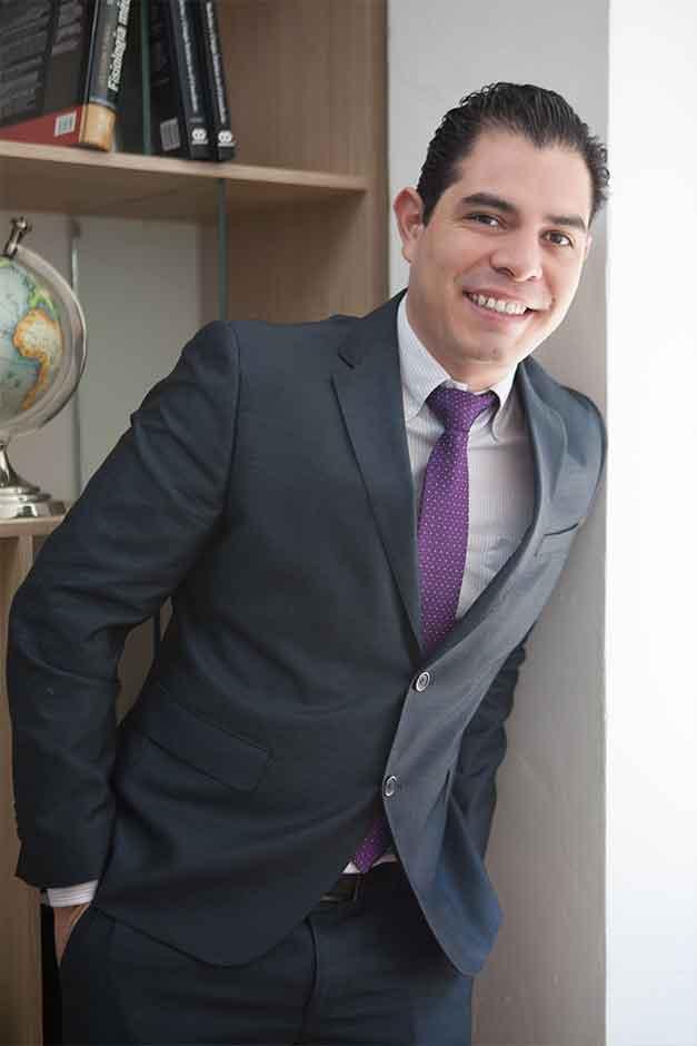 Edgar Alberto de Jesús Mendóza