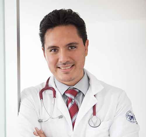 Dr. Carlos Eduardo Álvarez Ponce
