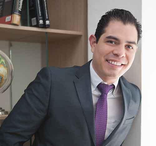Dr. Edgar Alberto de Jesús Mendóza